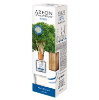 Odorizant casa/birou AREON HOME PERFUME STICKS 150 ML BLACK CRYSTAL
