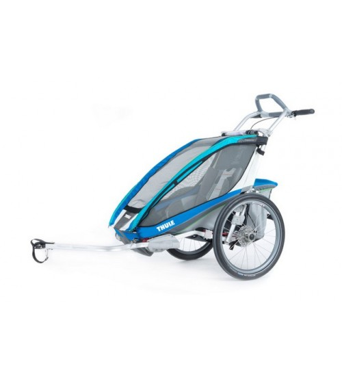 Carucior Thule Chariot CX1+Cycle, Blue 14-X