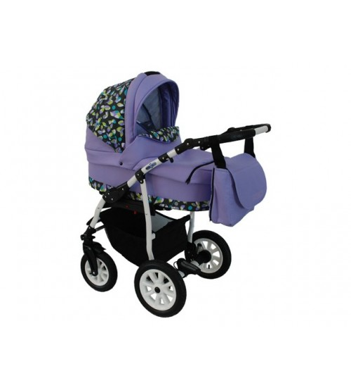 Carucior copii 3 in 1 MyKids Germany Mov Color